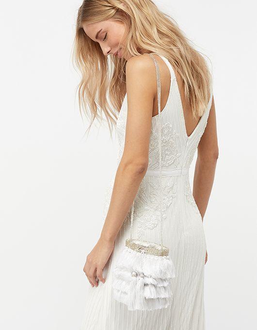 8dababf788ef Margaret Embellished Maxi Wedding Dress   Ivory   18   6402024618   Monsoon