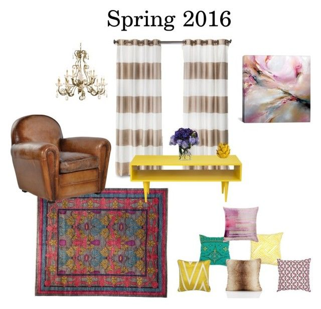 Spring 2016 by jennylutes on Polyvore
