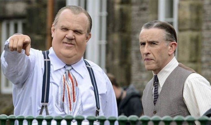 Steve Coogan and John C Reilly star as Laurel and Hardy in Glasgow | UK | News