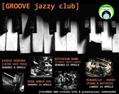 Groove Jazzy Club