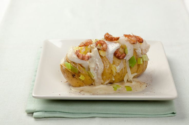 Een overheerlijke boem patat en je hebt comfort food, die maak je met dit recept. Smakelijk!
