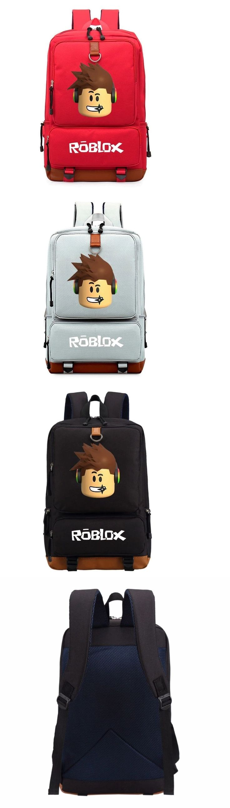 Backpacks and Bags 57882: Roblox Back To School Backpack Best Game Ps4 Xbox -> BUY IT NOW ONLY: $39.7 on eBay!