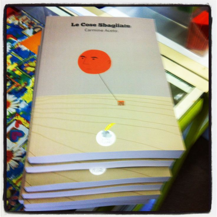 #lecosesbagliate in libreria a Campobasso presso Libreria Manzoni e in ebook su tutti gli store online