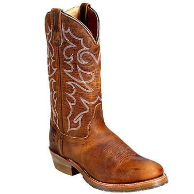 Double-H DH1552 American Made 12 Inch Gel Ice Western Work Boot