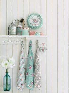 Pastels for the kitchen - eclectic - dishtowels - CONCEPT STUDIO