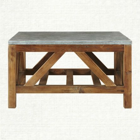 Holden Coffee Table From Arhaus Blue Stone Top Home Pinterest Furniture Grey And Pine