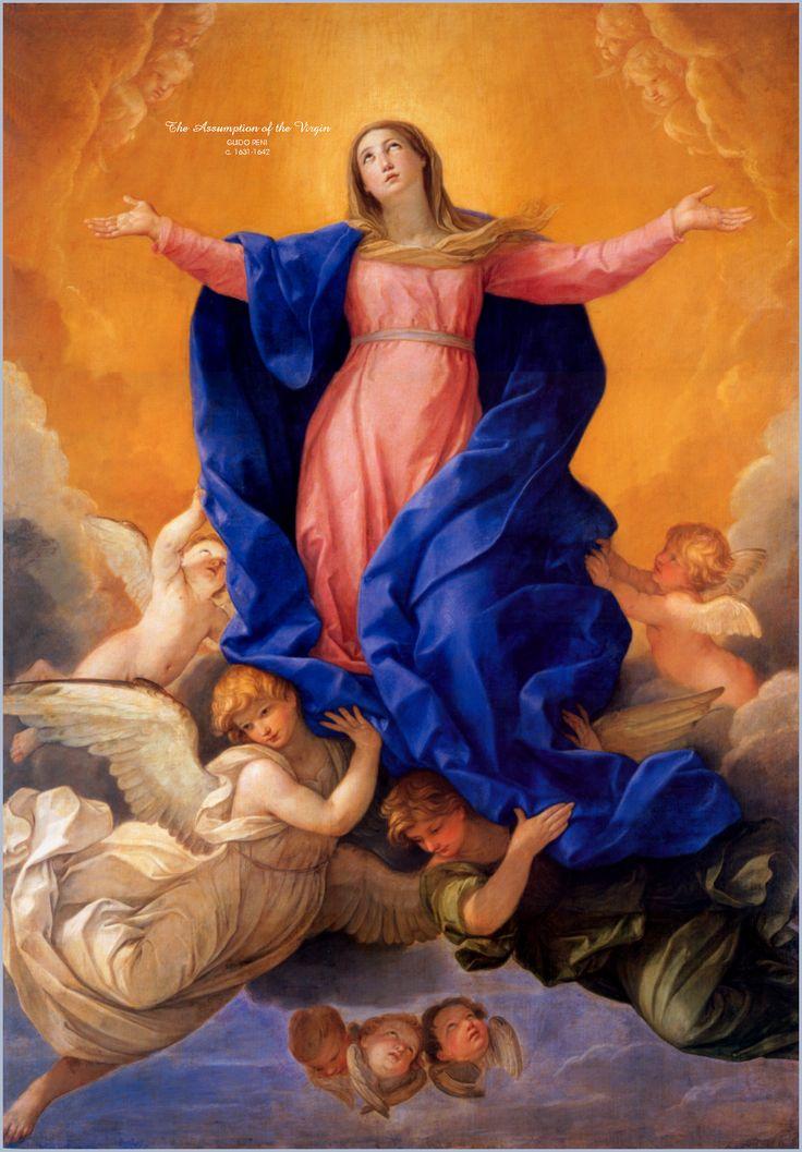 veja Assunção de Nossa Senhora (Успения Пресвятой Богородицы)