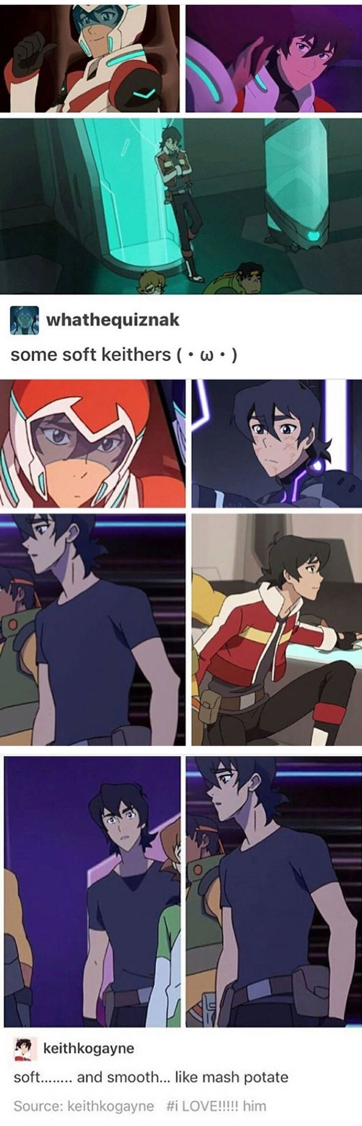 Some soft keithers<<omg I love Keith so much it's so unhealthy oh please help my soul