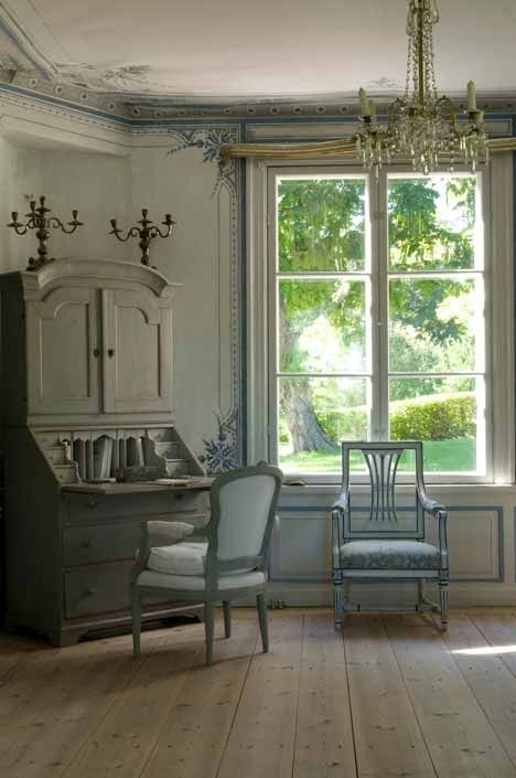 The Gustavian Home
