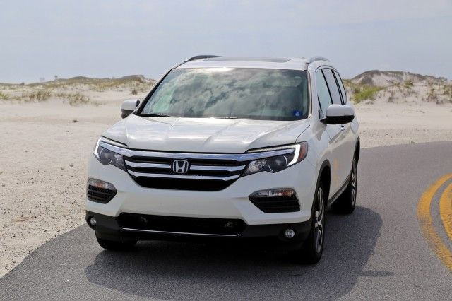 2016 Honda Pilot Review, Ratings, Specs, Prices, and Photos - The Car Connection