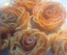 Spaghetti Cupcakes | Official Thermomix Recipe Community