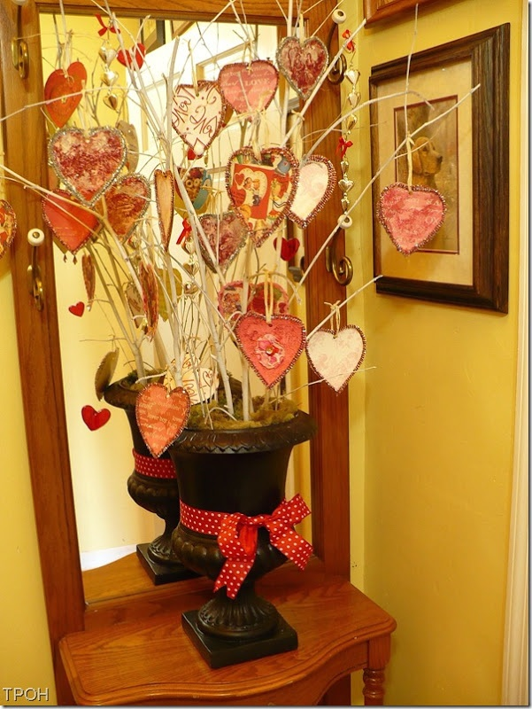 Valentine Decorations — A Cultivated Nest