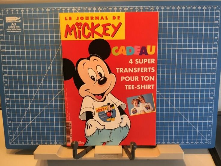 "disney micky maus ""le journal de mickey"" nr 2198 mit"