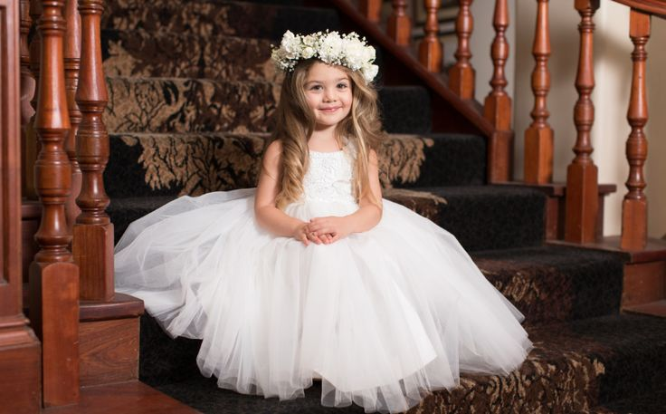 Flower Girl, Page Boy, Occasion Wear For Children | Stellina