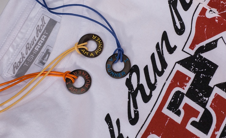 Jewelry for RUNNERS  http://www.rockrunroll.it/product/288/
