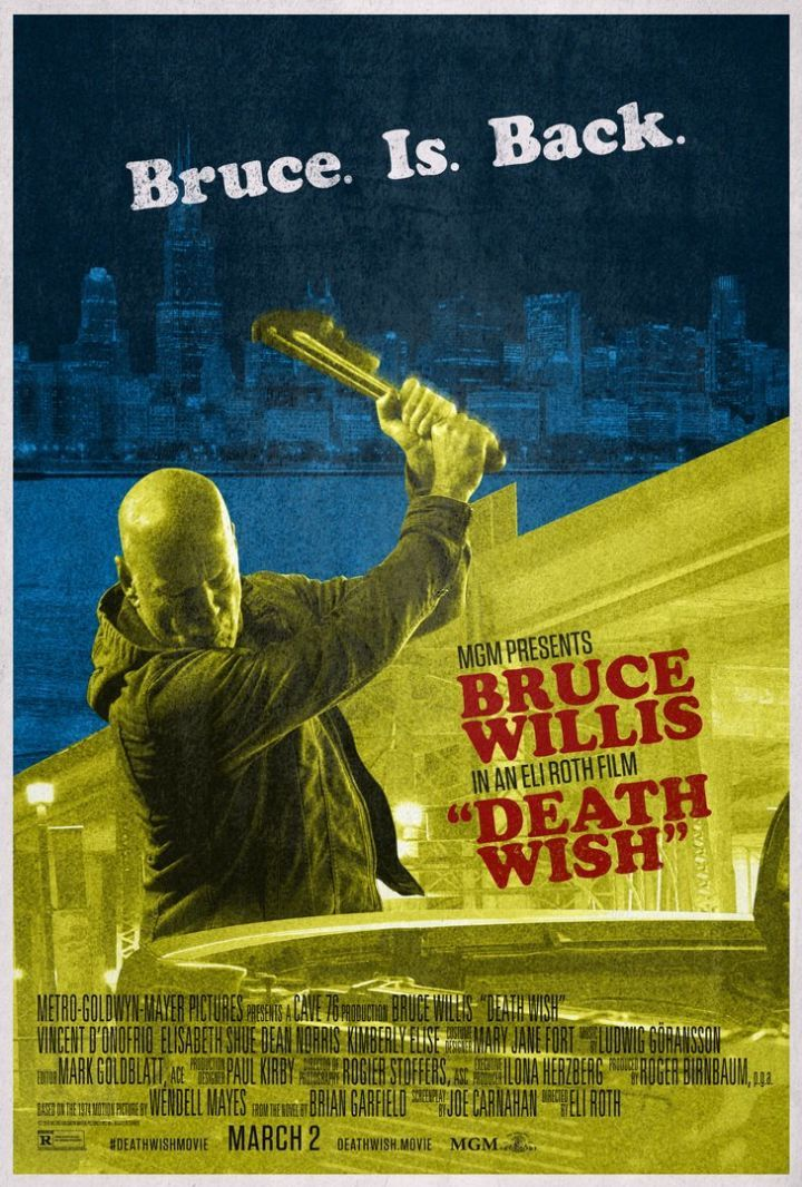 A Review of Eli Roths Death Wish