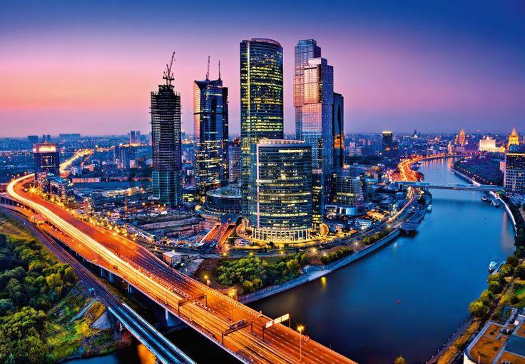 Poster: Moscow Twilight zum Verkauf online. Bestellen Sie Ihre Poster, Ihre 3D Film-Poster oder ähnliches interessantes 2.5 x 3.6m 8-teilig