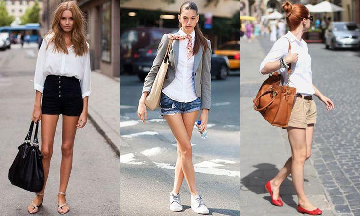 Белая рубашка в повседневном стиле: с чем носить?
