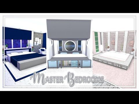Master Bedroom Ideas Bloxburg Variant Living In 2020 Aesthetic Bedroom Luxury House Plans House Rooms