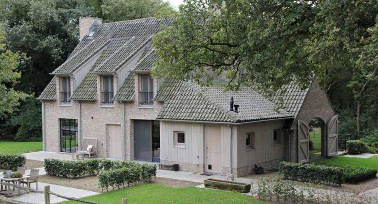 25 beste idee n over huis exterieur kleuren op pinterest huis buitenkant design buitenkant - Buitenkant terras design ...