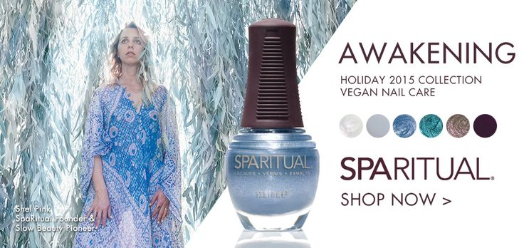 SpaRitual, Awakening collection Winter 2015