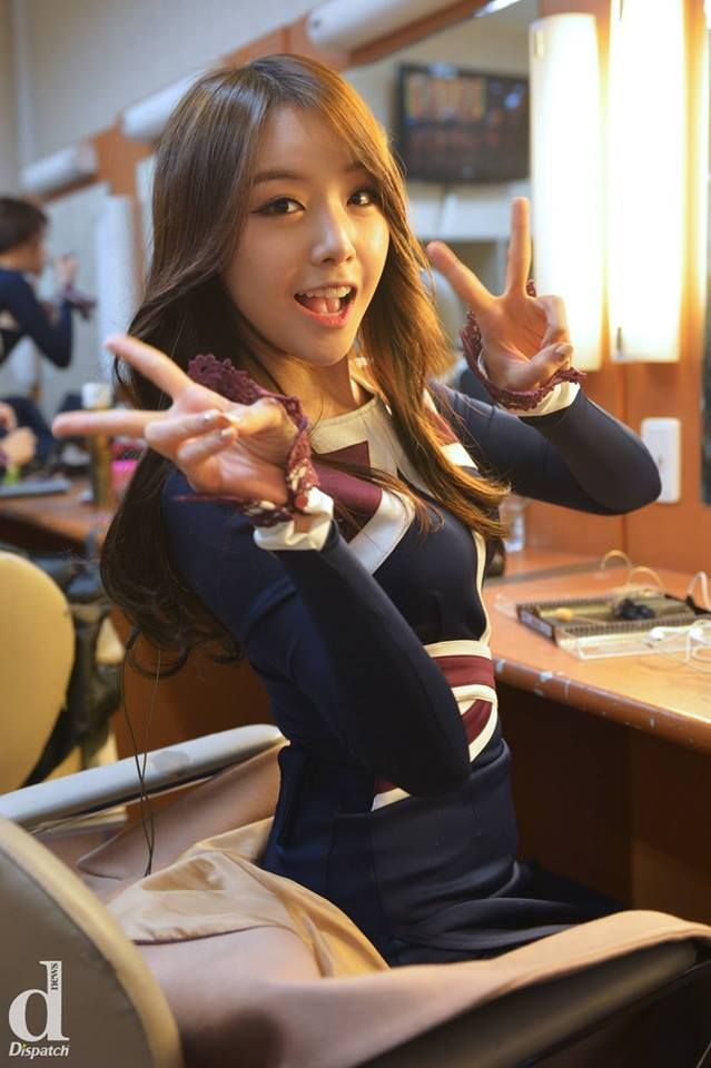 Cool Girl's Day Minah!                                                                                                                                                                                 More