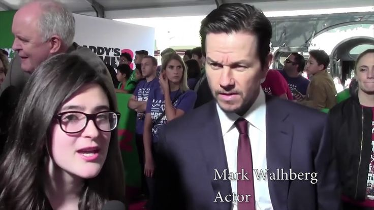 Daddy's Home 2 Red Carpet with KIDS FIRST! Film Critic Ella L. #KIDSFIRST! #DaddysHome2