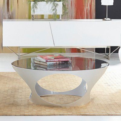 Bellini Modern Living Marlow Round Coffee Table   MARLOW CT | Bellinis,  Products And Marlow