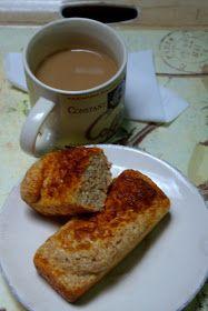 Perfectos para el desayuno, o el café de media tarde. Una forma dulce y deliciosa de consumir el salvado diario. Ingredientes: - 4 cu...
