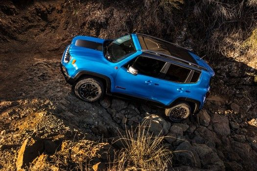 Jeep Renegade goes just about anywhere you want