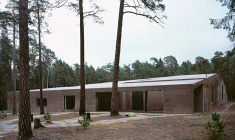 The New Crematorium by Johan Celsing Arkitektkontor