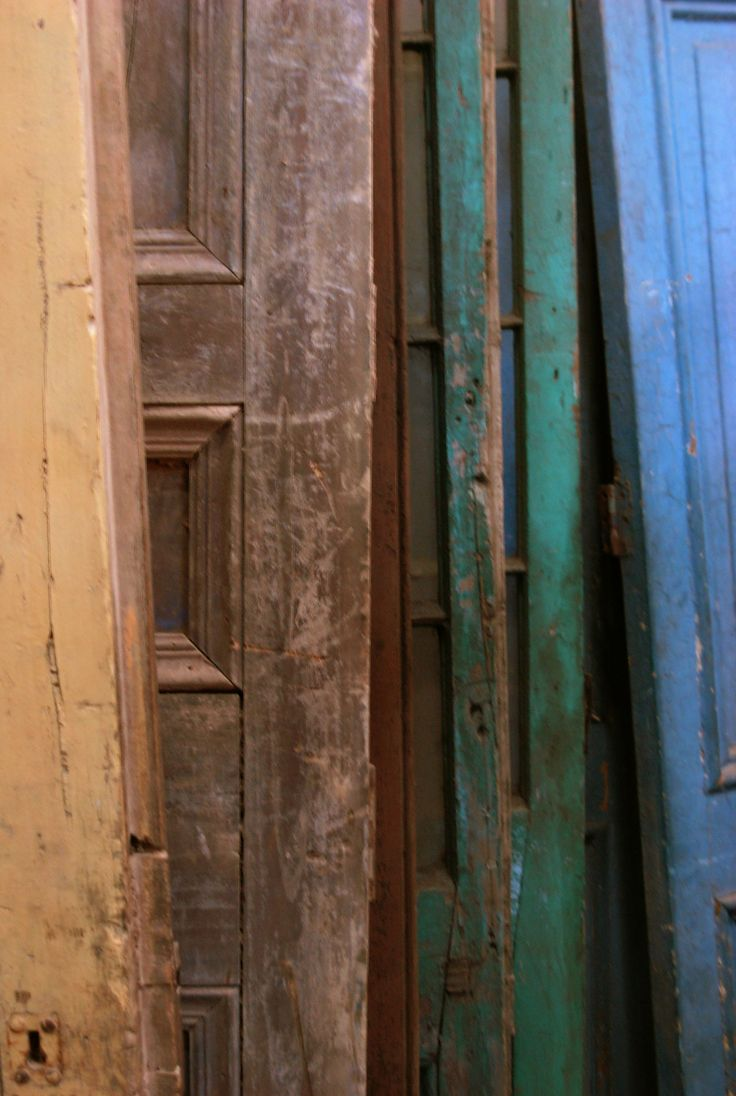 Puertas, Antigüedades Carroza