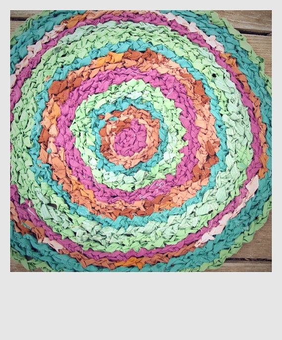 Rugs, Rag Rugs And Textiles