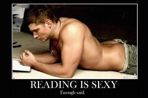 Yes!Book Club, This Man, Reading Is Sexy, Supernatural, Jensen Ackles, Jensenackles, Hot, Eye Candies, Dean Winchester