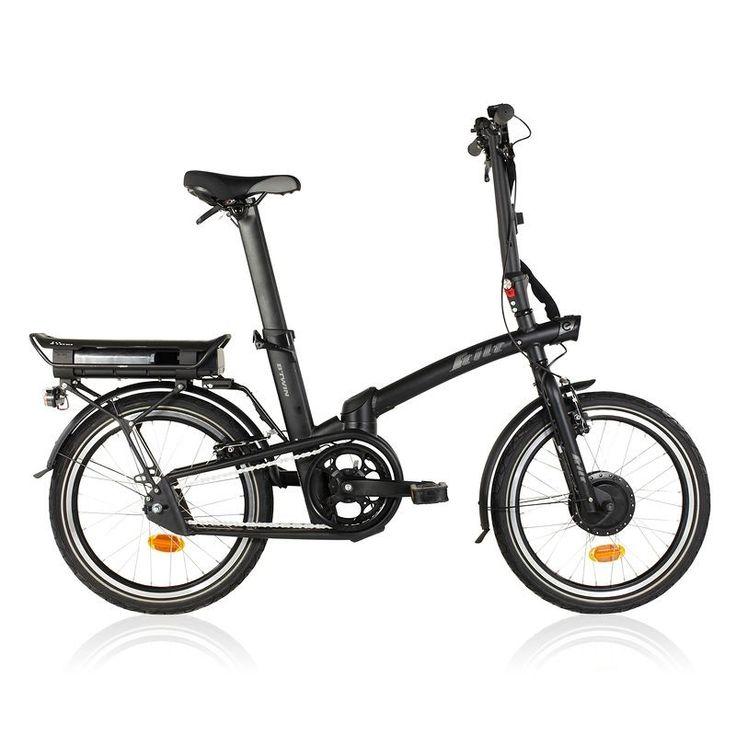 €899,95 - Bicicleta plegable eléctrica Tilt-E