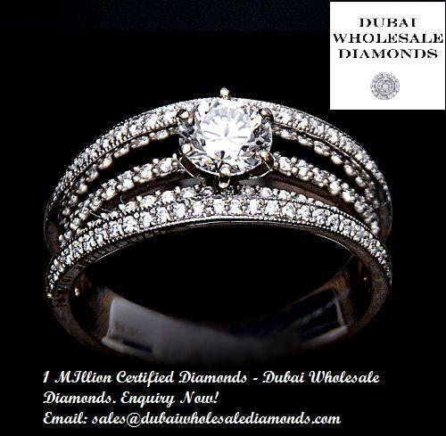 #Dubai #Wholesale #Diamonds – Best Place To Shop For #Wholesale #Diamond Engagement #Rings at #Wholesale #Prices in #Dubai.
