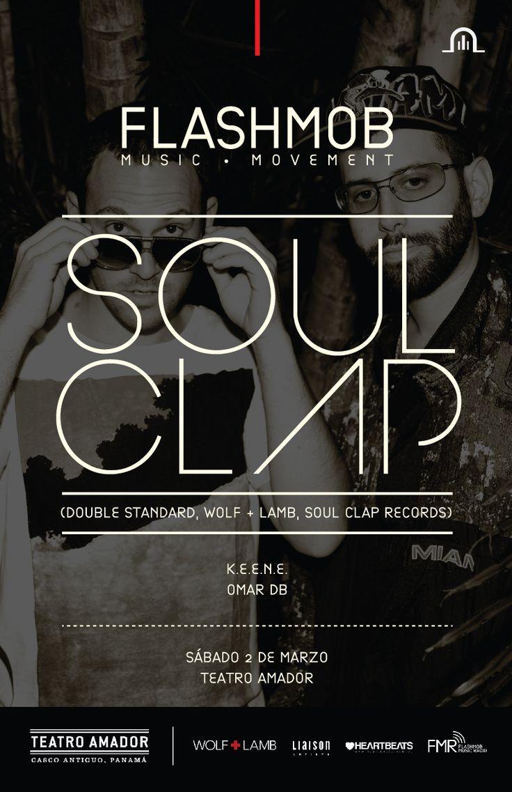 Soul Clap: 2 de marzo, 2013.