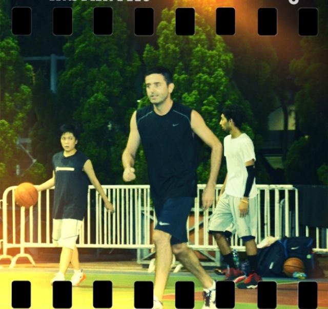 Street basketball Hong Kong