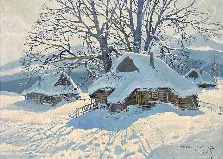 LeszekStańko:Zima