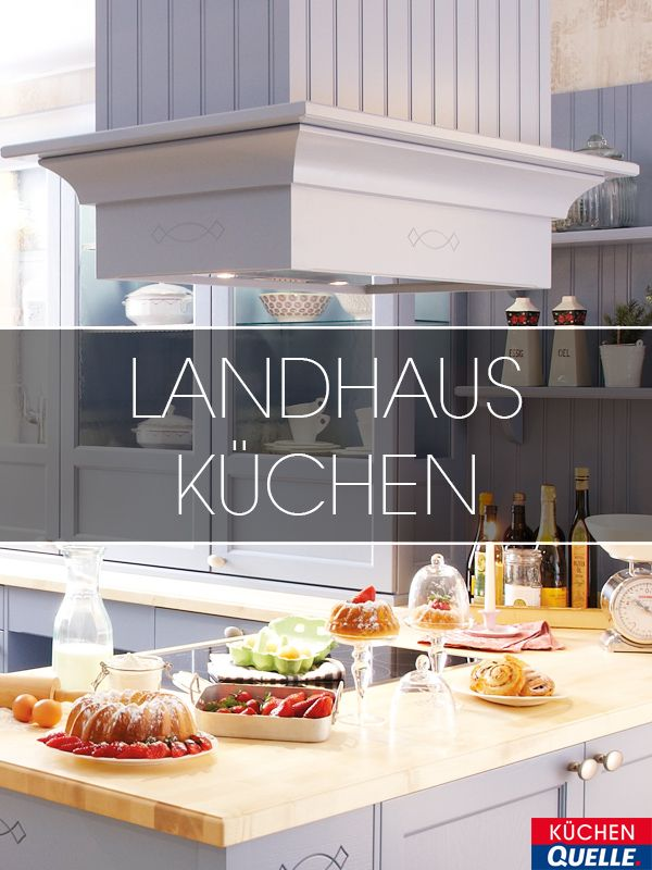 26 Best Landhaus-Küchen Images On Pinterest | Baking, Beams And