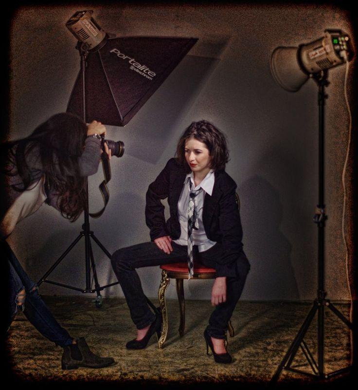 Photoshooting for actress Evi Koroni  ( Εύη Κορώνη )  Photo/Edit: Nina Kass Hosted by Adaxion Photographics Studio