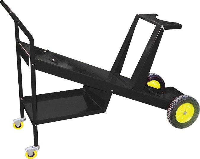 Heavy Duty MIG Welder Cart