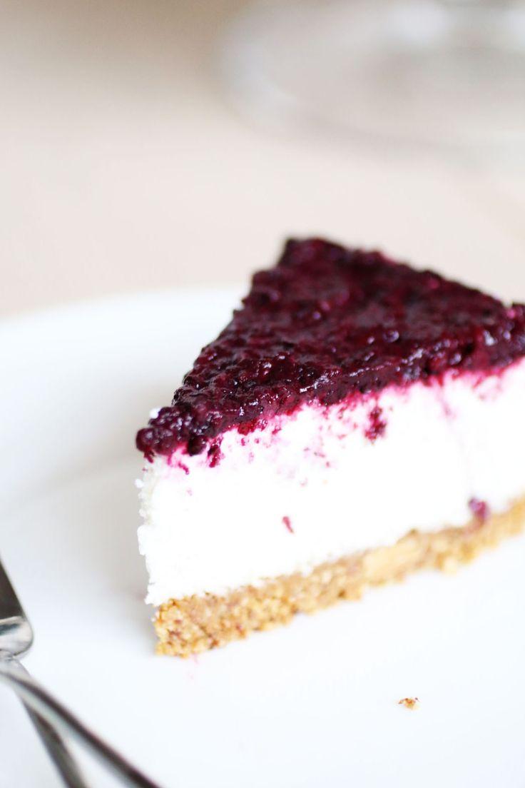 Cheesecake Senza Cottura e Senza Latticini (4)