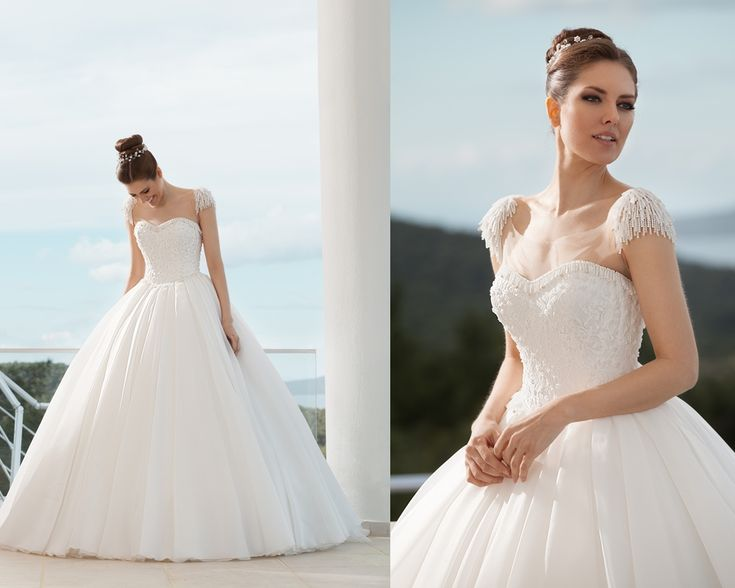 kabarık prenses model gelinlikler 2016-nova bella gelinlik nişantaşı istanbul