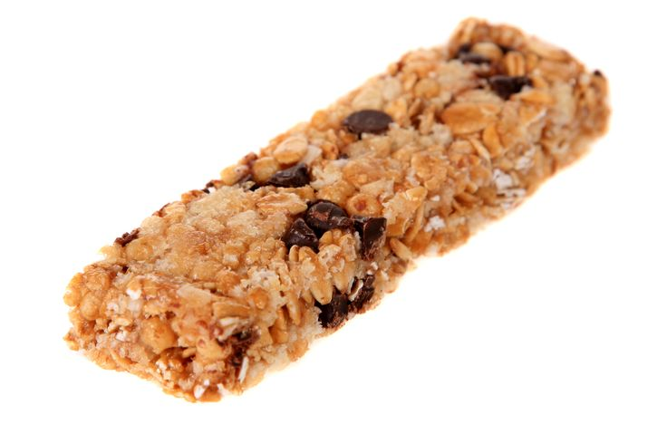 Want to stay fit, try an energy bar istead of a candy!