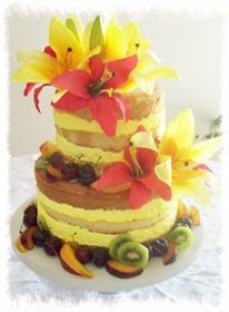 NUDE CAKE TROPICAL...