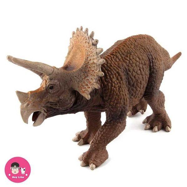Action Figure Realistic Cryolophosaurus Model Kids Toy Jurassic Dinosaurs GIFT
