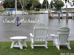 Five reasons to visit St. Michaels, Maryland