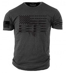 Grunt Style Ammo Flag T-Shirt - HYDRA Tactical Supply