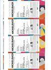 #Ticket  Nickelback Berlin 26.9.2016 absolute Superplätze direkt an und vor der Bühne #Ostereich
